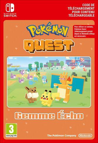 Pokémon Quest - DLC : Gemme Écho - Version digitale