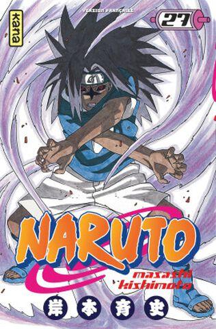 Manga - Naruto - Tome 27