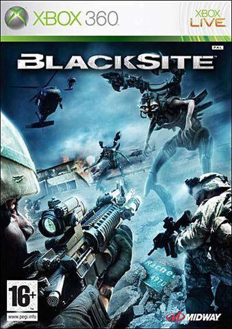 Blacksite, Area 51