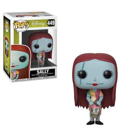 Figurine Funko Pop! N°449 - L'Étrange Noël de Monsieur Jack - Sally