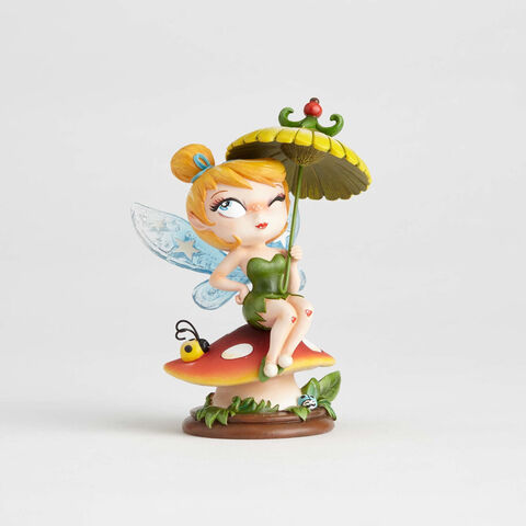 Statuette - Peter Pan - Miss Mindy - La Fée Clochette