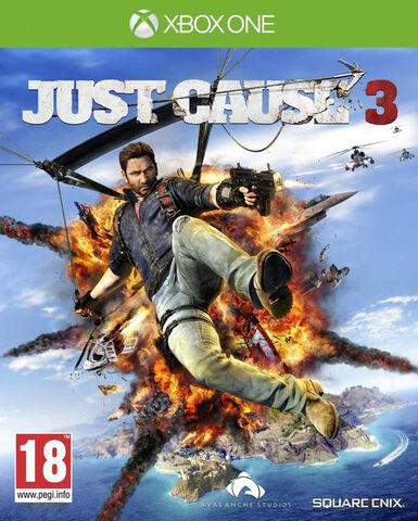 Just Cause 3 CAPSTONE