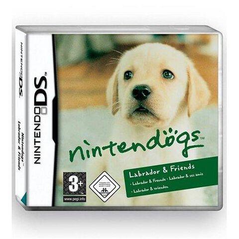 Nintendogs, Labrador & Ses Amis