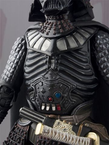 Figurine Figuarts - Star Wars - Dark Vador Samurai General