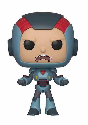 Figurine Funko Pop! N°567 - Rick et Morty - S6 Morty dans costume Méca