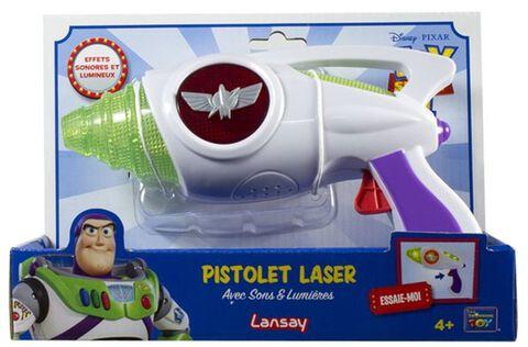 Pistolet Laser - Toy Story 4 - Buzz Ranger de l'Espace