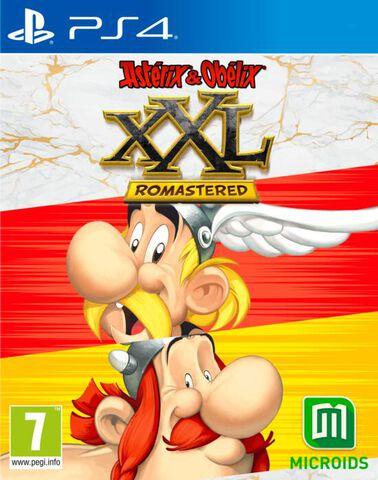 Asterix & Obelix Xxl Romastered