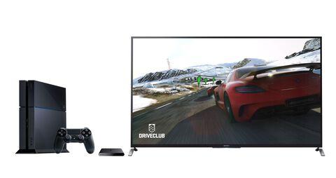Pack PS4 500 Go Noire + PlayStation TV + Voucher