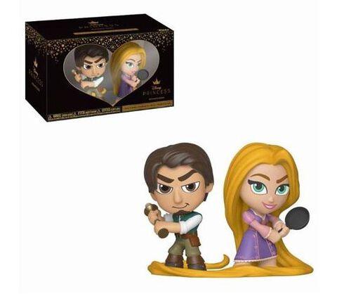 Figurine Funko Mini - Disney - Twin-pack Flynn et Raiponce