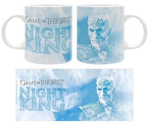 Mug - Game of Thrones - Night King 320 ml - Exclusivité Micromania-Zing