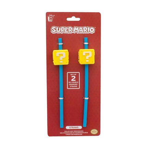 Pailles - Super Mario - Set de 2