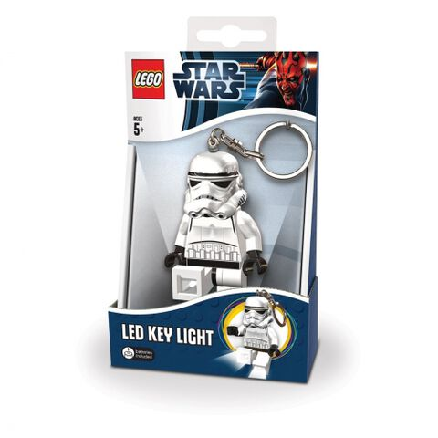 Porte-clés Star Wars Led Stormtrooper
