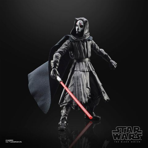 Figurine Black Serie Gaming Greats - Star Wars - Darth Nihilus