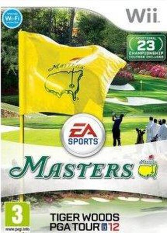 Tiger Woods Pga Tour 12 Masters