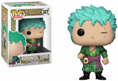 Figurine Toy Pop N°327 - One Piece S2 - Zoro