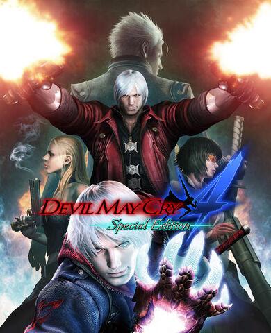 Devil May Cry 4 Spécial Edition - Jeu complet - Version digitale