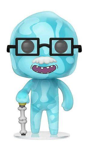 Figurine Funko Pop! N°570 - Rick et Morty - S6 Docteur Xenon Bloom - GITD