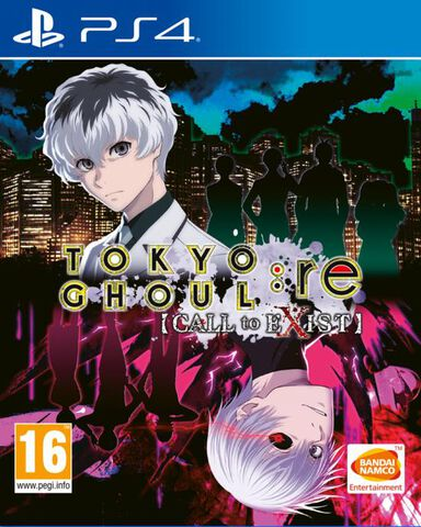 Tokyo Ghoul Call To Exist
