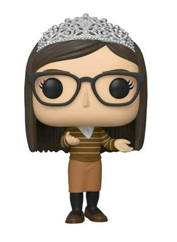 Figurine Funko Pop! N°779 - The Big Bang Theory - S2 Amy Farrah Fowler