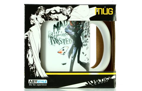 Mug - Dc Comics - Joker Subli Mate 320 Ml (exclusivité Micromania)