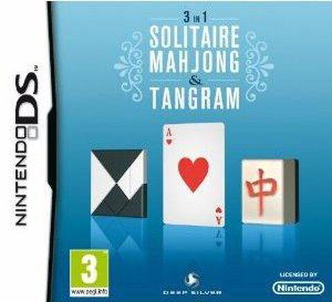 Solitaire, Mahjong & Tangram 3 En 1
