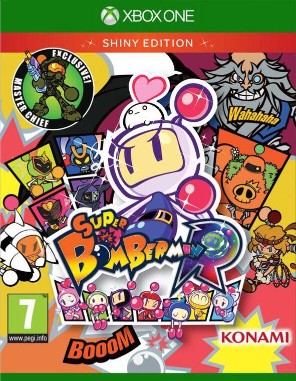 Super Bomberman R-shiny Edition