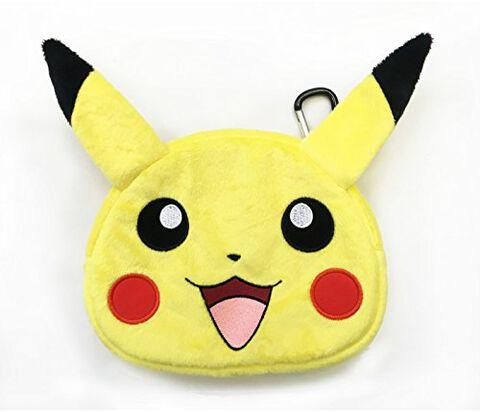 Sacoche peluche Pokémon Pikachu