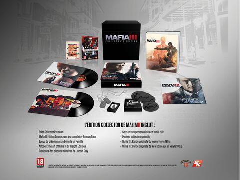 Mafia III - Edition Collector