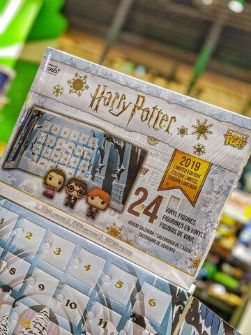 Calendrier De L'avent 2019 - Harry Potter - Figurines