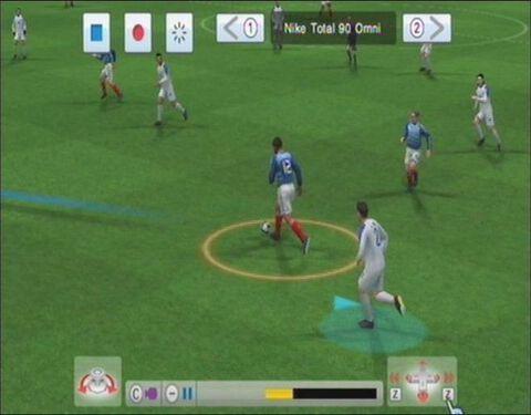 Pro Evolution Soccer 2009 (pes)
