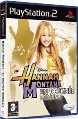 Hannah Montana, En Tournée Mondiale