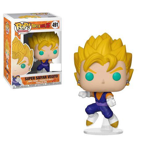 Figurine Funko Pop! N°491 - Dragon Ball Z - S4 Vegetto Super Saiyan