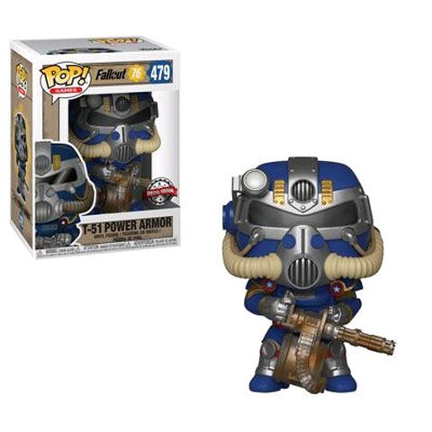 Figurine Funko Pop! N°479 - Fallout 76 - Tricentennial Power Armor