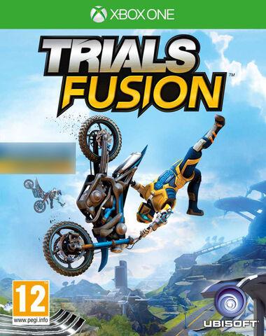 Trials Fusion Edition Deluxe + Season Pass