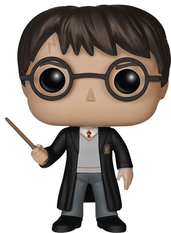 Figurine Funko Pop! N°01 - Harry Potter - Harry et sa baguette