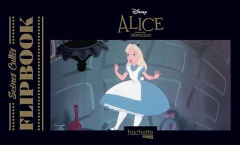 Livre - Flip Book - Alice