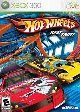 Hot Wheels, Beat That !