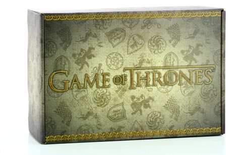 Coffret Culturefly - Game of Thrones
