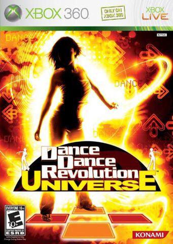 Dancing Stage Universe +tapis