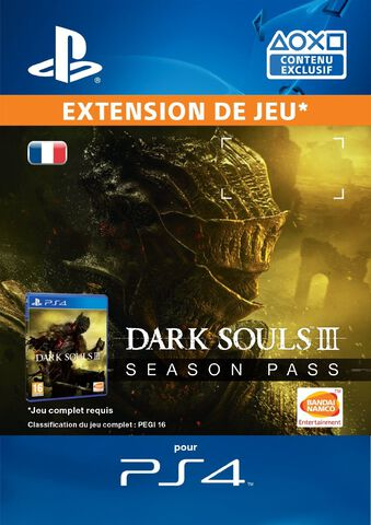 Season Pass - Dark Souls III