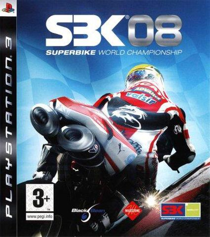 Sbk 08, Superbike World Championship