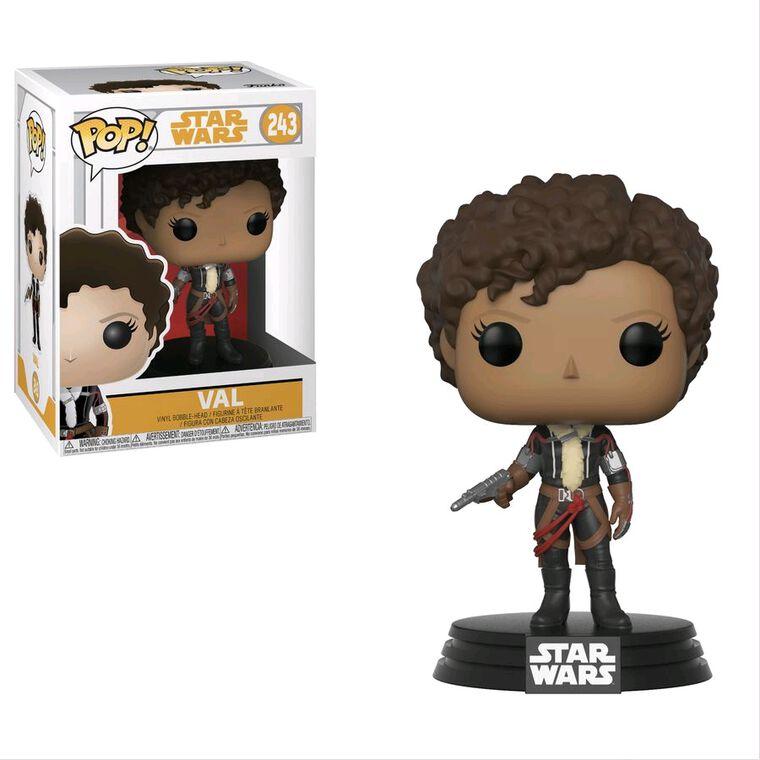 Figurine Funko Pop! N°243 - Star Wars Solo - Série 1 Val