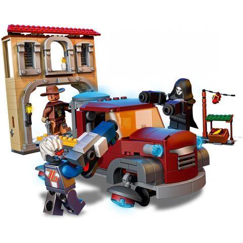 Lego - Overwatch - 75972 - L'escorte à Dorado