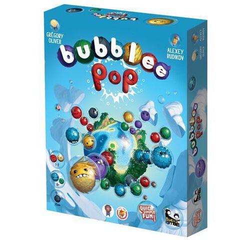 Jeu de Société - Bubblee Pop
