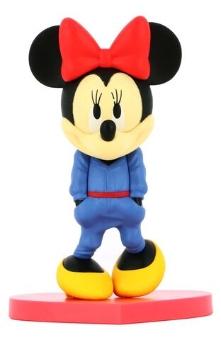 Figurine Best Dressed - Mickey - Minnie Mouse (version B)