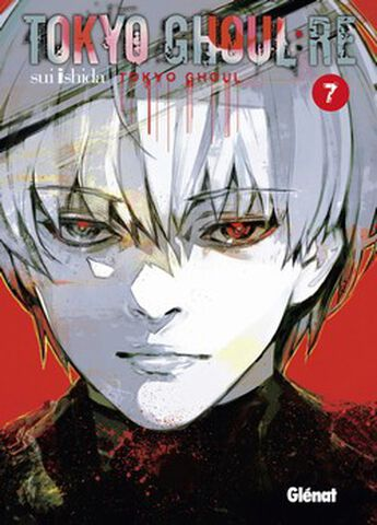 Manga - Tokyo Ghoul : RE - Tome 07
