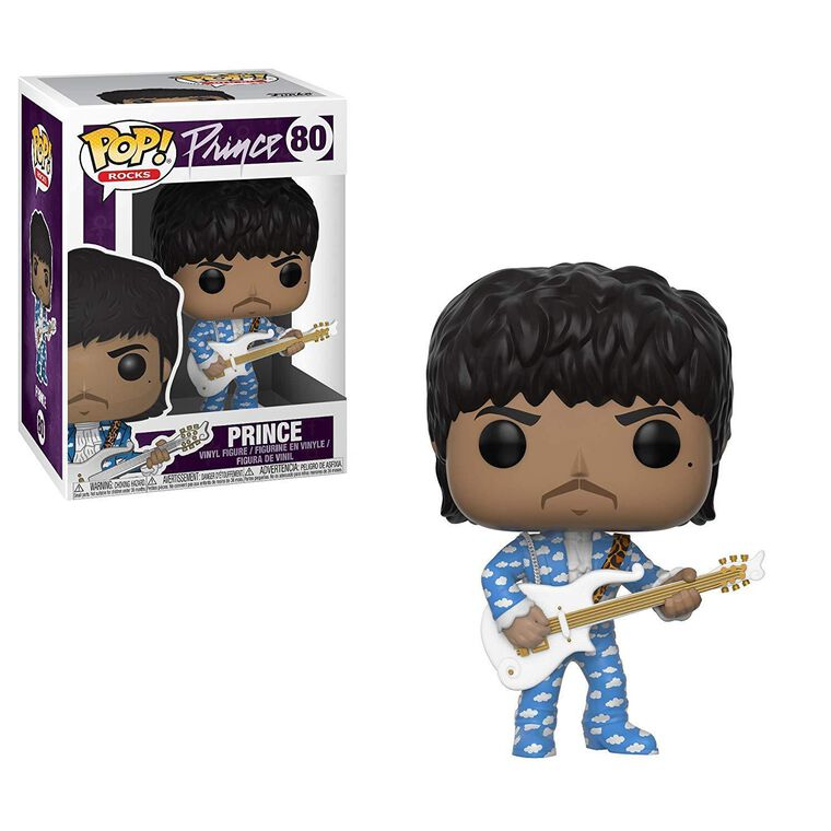 Figurine Funko Pop! N°80 - Prince - Doves Cry