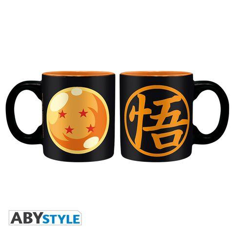 Coffret - Dragon Ball - Verre 29 cl + dessous de verre + Mini-Mug Boule de Cristal