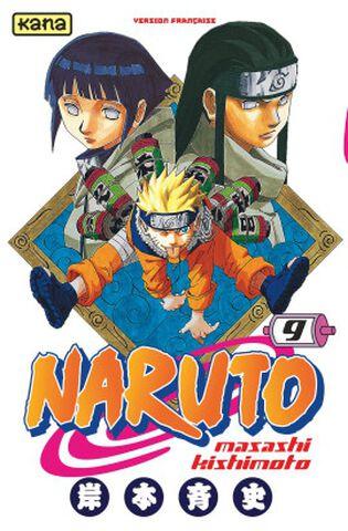 Manga - Naruto - Tome 9