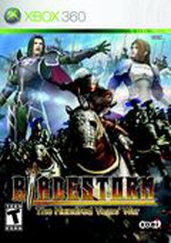 Bladestorm, La Guerre De Cent Ans
